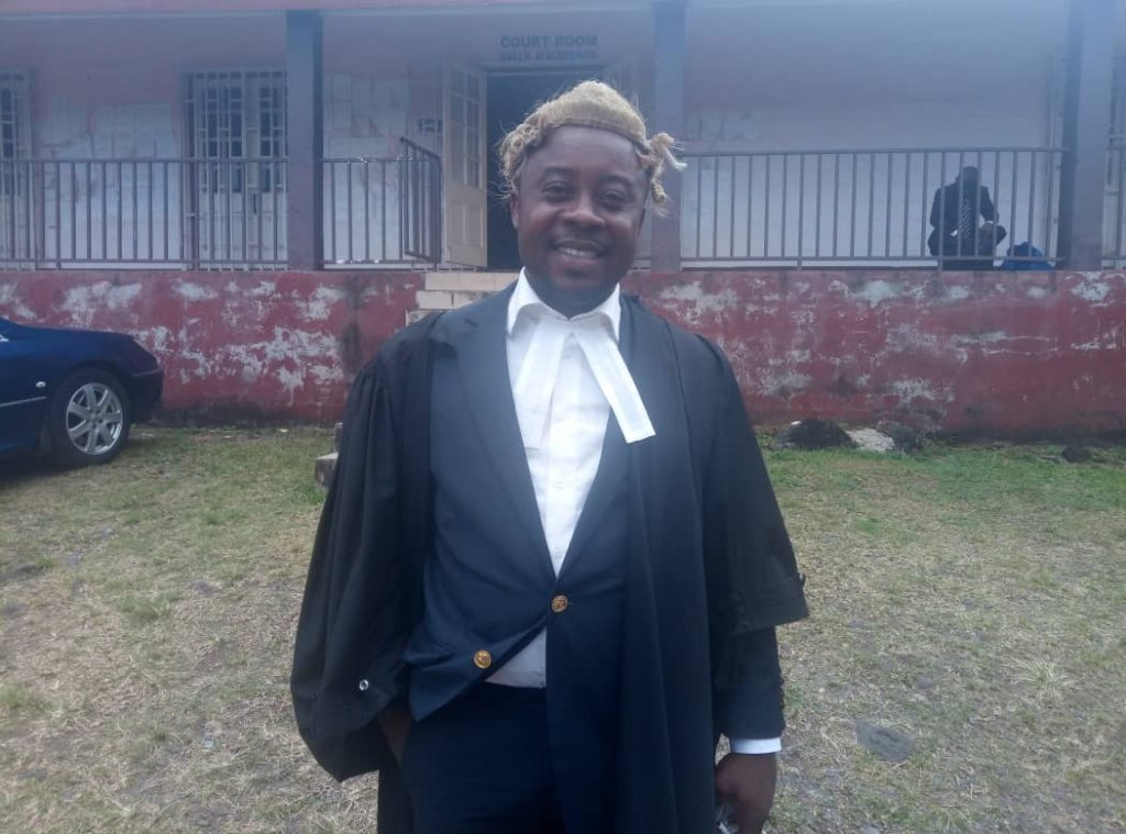 Barrister Arrey Collins Ojong who offers pro bono defense to journalists says available legislative is solely punitive.